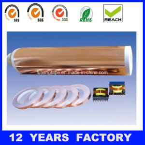 10mm 25mm 30mm 50mm Conductive Self Adhesive Copper Foil Tape pictures & photos