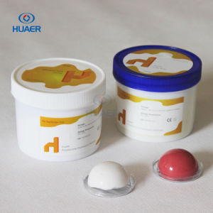 Polymer Material Impression Materials Putty Clip on Veneers Dental Laboratory pictures & photos