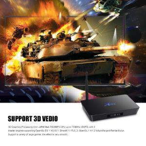 4K H. 265 Amlogic S912X Octa Core Set Top Box pictures & photos