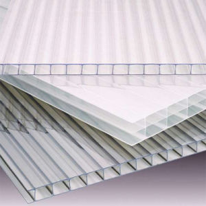 High Quality Bayer Hollow Polycarbonate Sheet for 10-Year Warranty pictures & photos