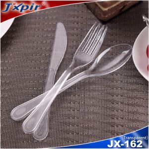 Disposable Plastic Cutlery, Kinfe, Fork and Spoon Flatware Sets Wholesale pictures & photos