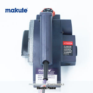 Makute 600W Woodworking Surface Planer Machine Ep003 pictures & photos