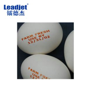 Leadjet V98 Date Expiry Inkjet Printing Machine for Food pictures & photos