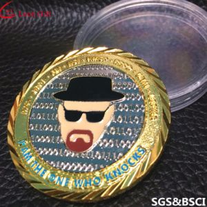 Factory Custom Metal Militray Police USA Souvenir Challenge Coin pictures & photos