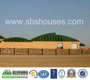 Prefab Steel Structure Warehouse Building pictures & photos