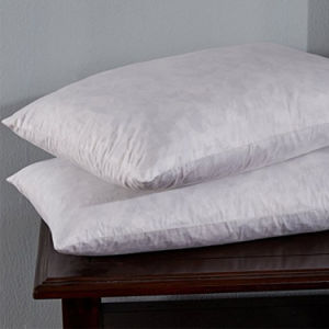Wholesale Duck Feather Pillow pictures & photos