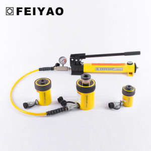 Single Acting Hollow Telescopic Hydraulic Cylinder (FY-RCH) pictures & photos