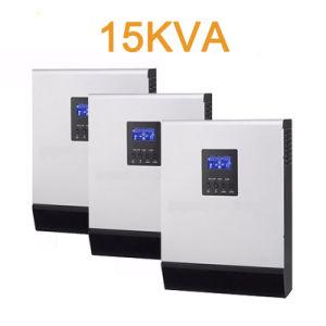 Parallel Operation Solar Inverter 48V 15kVA 380V/MPPT Control pictures & photos