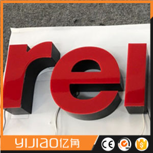 Eye-Catching Lighted Alphabet Store Front LED Sign Letters pictures & photos