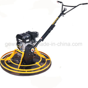 7HP Concrete Power Trowel with Wheels pictures & photos