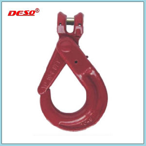 G80 Clevis Self Locking Safety Hook pictures & photos