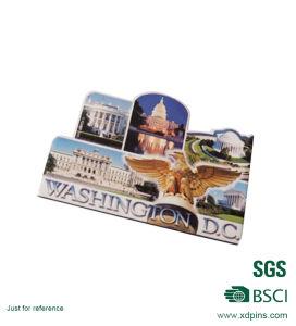 Custom Design 3D Cute PVC Fridge Magnet for Promotional pictures & photos