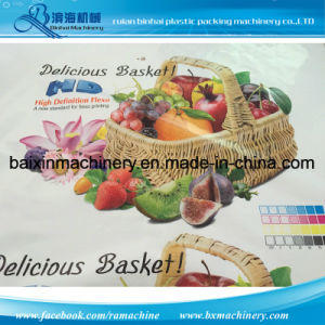 Plastic Film Flexo Printing Machine pictures & photos