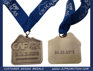 High Quality 3D Customer Design Medallion pictures & photos