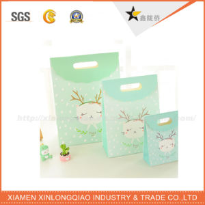Custom Printing Factory Promotion Recycle Paper Bag pictures & photos