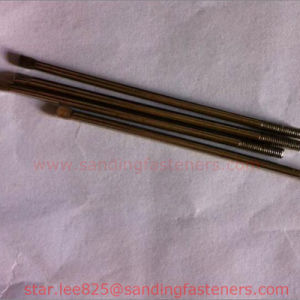 Carbon Steel Long Rod Special Screw pictures & photos