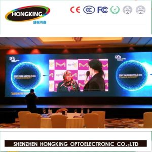 Indoor P3 Most Popular Selling Full Color LED Video Wall pictures & photos