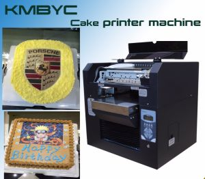 Edible Cake Printing Machine, Cake Photo Digital Printer with Low Price pictures & photos