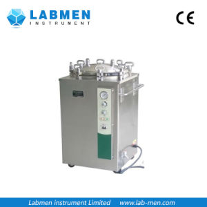 50 Liter Vertical Pressure Steam Sterilizer pictures & photos