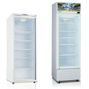 Mbo 100L~338L High Energy Efficiency Refrigerator Showcase pictures & photos