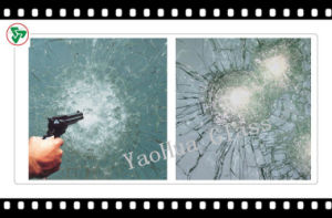 22mm/26mm Safety Bulletproof/Bullet Proof Glass pictures & photos