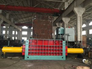 Y81f-800 Hydraulic Metal Baler Machine pictures & photos