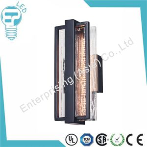 7W Black LED Wall Light with Ce UL RoHS pictures & photos