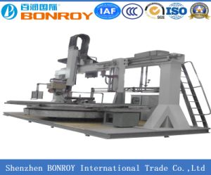 Grantry Type Slewing Bearing Single Gear/Roller Quenching Machine pictures & photos