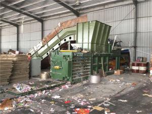 Hpm315 Horizontal Paper/Plastic Baler Machine pictures & photos