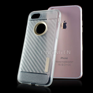 Shockproof TPU Mobile Phone Cover for iPhone 7/7 Plus Case pictures & photos