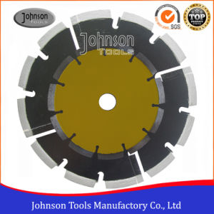 105-230mm Asphalt Cutter: Laser Diamond Asphalt Saw Blade pictures & photos