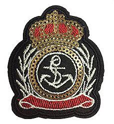 3D Embroidery Patch for Cap Clothing Shoes. pictures & photos