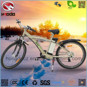 Wholesale Used Ebike Electric Mountain Bicycle with Hydraulic pictures & photos