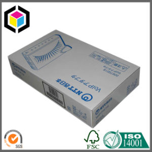 Durable Color Printing Corrugated Cardboard Paper Shipping Box pictures & photos
