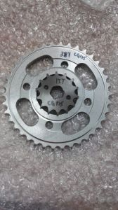 Chain & Sprocket Kit for Cg125 pictures & photos