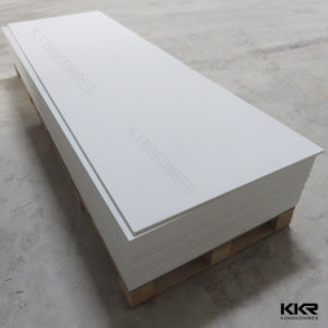 China Factory 2440*1220*12mm Acrylic Solid Surface Sheet (M170901) pictures & photos