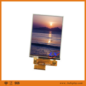 "LX Display LX320B4006 3.2"" QVGA 240*320 TFT LCD Module with 4-Wire RTP pictures & photos"