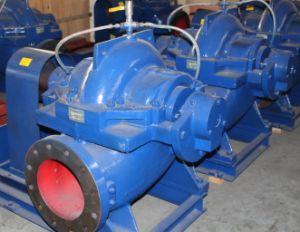 Ots Types Double-Suction Waterworks Centrifugal Pump pictures & photos