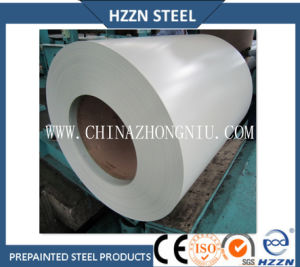 Pure White Color Coated Steel Coil for Roofing Tiles pictures & photos