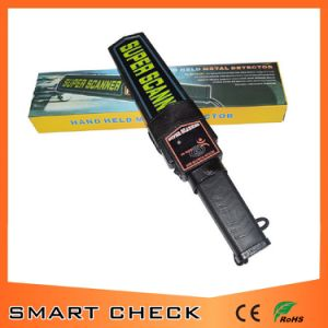 MD3003b1 Super Scanner Hand Held Metal Detector Security Metal Detector pictures & photos