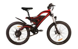 China Manufacturer Alu Alloy Electric Mountain Bike pictures & photos