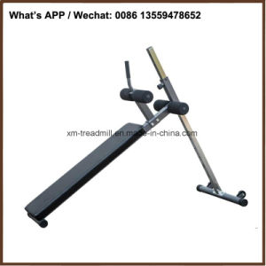 Home Exercise Fitness Equipment Abdominal Folded Ab Bench pictures & photos