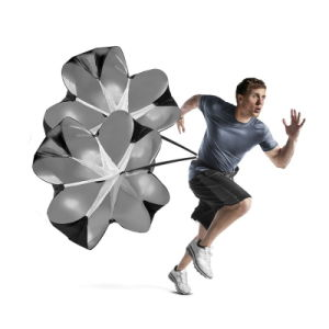 Double Running Chute Speed Resistance Training Parachute pictures & photos