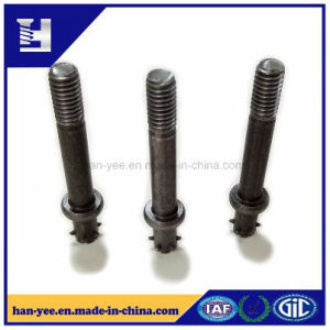Special Custom Semi-Thread Bolt Without Head pictures & photos