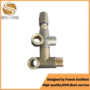 Brass Pressure Regulating Valve for Water Test Pump pictures & photos
