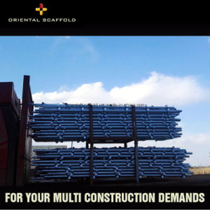 Widely Used Steel Galvanized Scaffold Kwikstage in South Africa pictures & photos