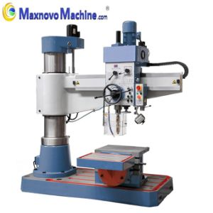 Hydraulic Vertical 50mm Solid Radial Drilling Machine (mm-R50V) pictures & photos