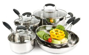 High Quality 8PCS Stainless Steel Cookware Set pictures & photos