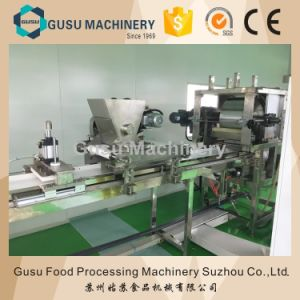 SGS Full Automatic Museli Chocolate Bars Machine pictures & photos