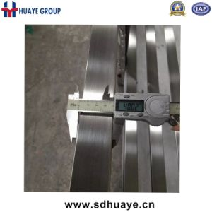 Stainless Steel Slotted Tube, Groove Pipe, Glass Handrail pictures & photos